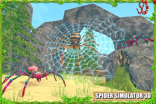 Spider Simulator: Life of Spider screenshots 12