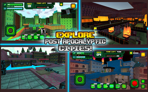 Rescue Robots Sniper Survival 1.101 screenshots 21