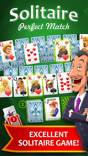 Solitaire Perfect Match 2020.6.1636 screenshots 1