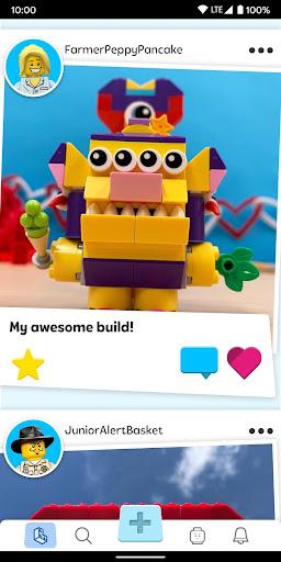 LEGO® Life: Safe Social Media for Kids 2020.12 screenshots 1