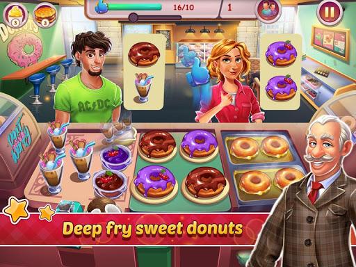 Kitchen Madness - Restaurant Chef Cooking Game Apkfinish screenshots 4