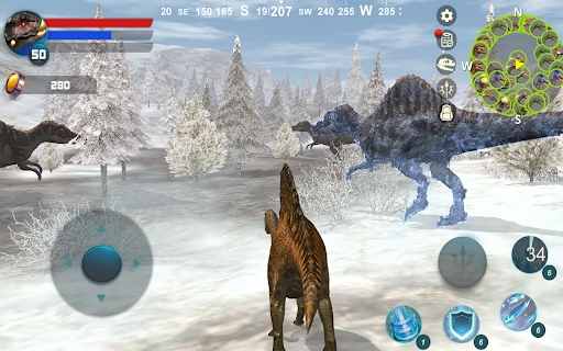 Ouranosaurus Simulator Apkfinish screenshots 18