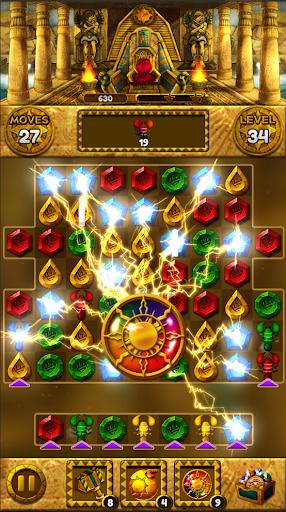 Jewel Queen: Puzzle & Magic - Match 3 Game  screenshots 1