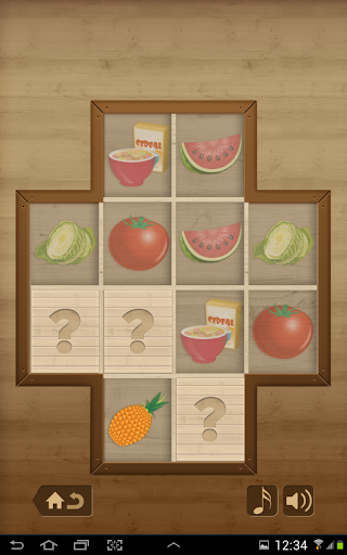 Kids Game u2013 Memory Match Food 3.0.1 Screenshots 9