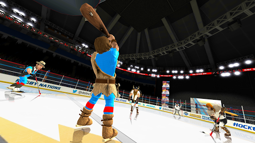 Arcade Hockey 21 android2mod screenshots 12