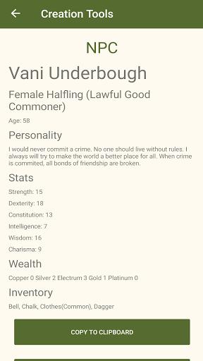 Dungeon Master Toolbox  screenshots 3
