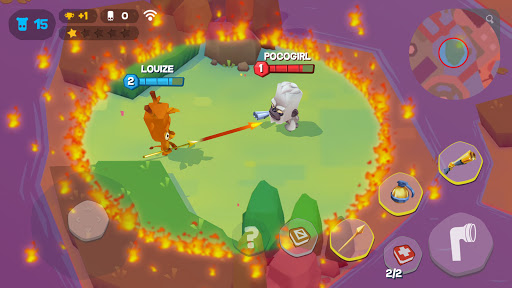 Zooba: Free-for-all Zoo Combat Battle Royale Games 2.16.0 screenshots 23