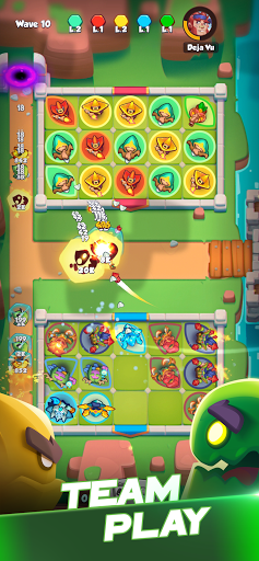 Rush Royale - Tower Defense game TD  screenshots 10