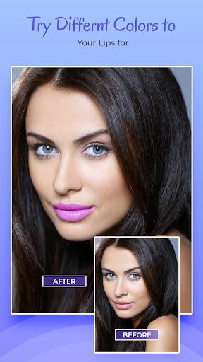 Face Beauty Camera - Easy Photo Editor & Makeup 8.0 Screenshots 1