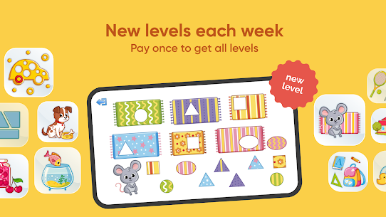 Brainy Kids: educational games for 2-3 year olds 2