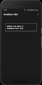 DroidCam OBS 1.2.2 (Pro)