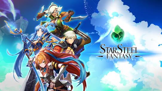 Starsteel Fantasy – Puzzle Combat APK MOD (MENU HACK) 1