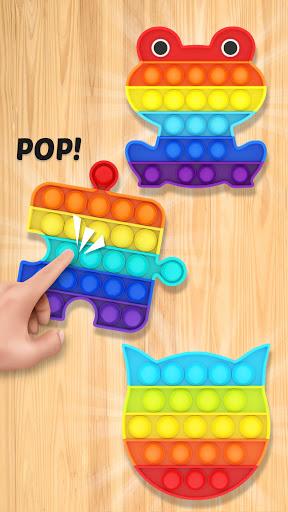 Pop It Fidget 3D  screenshots 2