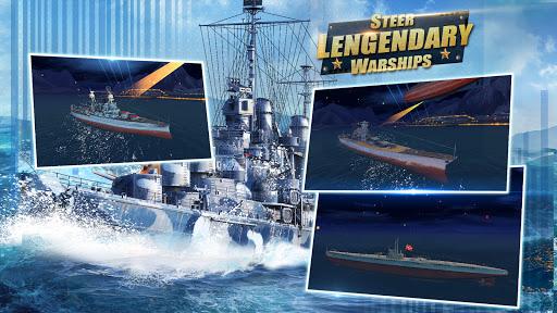 Warship World War 3.4.4 screenshots 10