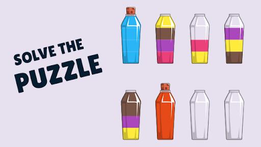 Cups - Water Sort Puzzle screenshots 15
