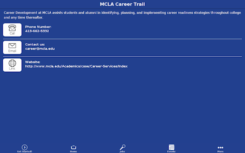 MCLA Career Trail For Pc | How To Download  – Windows 10, 8, 7, Mac 4