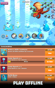 AFK Quest Mod Apk: Idle Epic RPG (One Hit Kill) 2