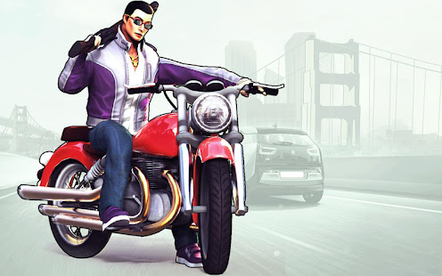 Grand Theft Battle Auto 2019 1.5 APK + Мод (Unlimited money) за Android
