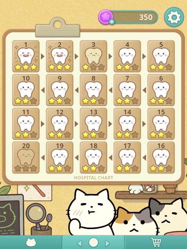 Fantastic Cat Dentist - Brick Breaker  screenshots 9