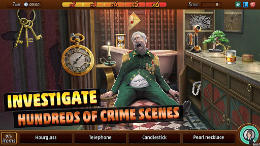 Criminal Case: Mysteries of the Past  screenshots 1