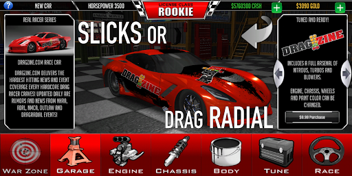 Door Slammers 2 Drag Racing screenshots 7