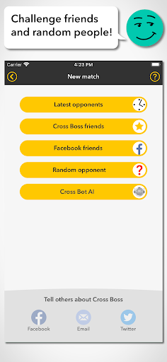 Cross Boss 1.8.14 screenshots 2