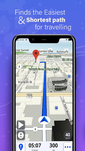 GPS, Maps, Voice Navigation & Directions 11.44 Screenshots 9
