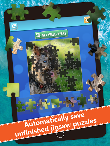 Jigsaw Puzzle Games - 2000+ HD Wallpaper Pictures 1.1.19 screenshots 9