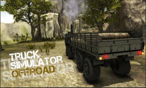 Truck Simulator : Offroad 1.2.2 screenshots 10
