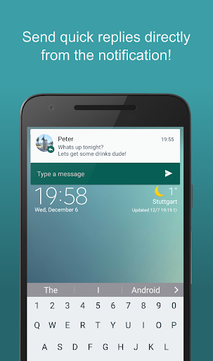 Floatify Lockscreen 11.61 Screenshots 8
