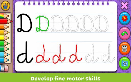 Coloring & Learn  screenshots 13