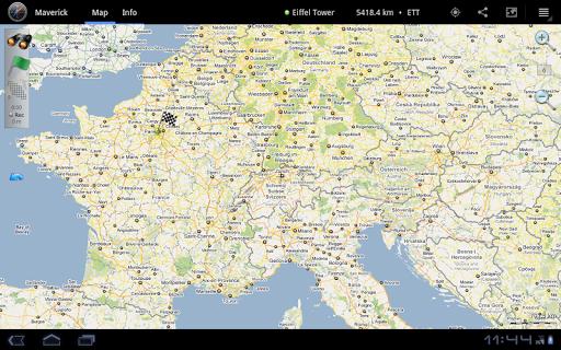 Maverick: GPS Navigation 2.8 screenshots 7