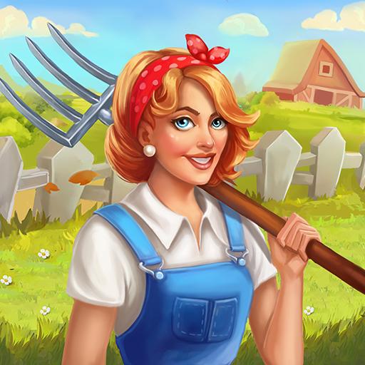 Baixar Jane's Farm: Farming Game - Build your Village para Android