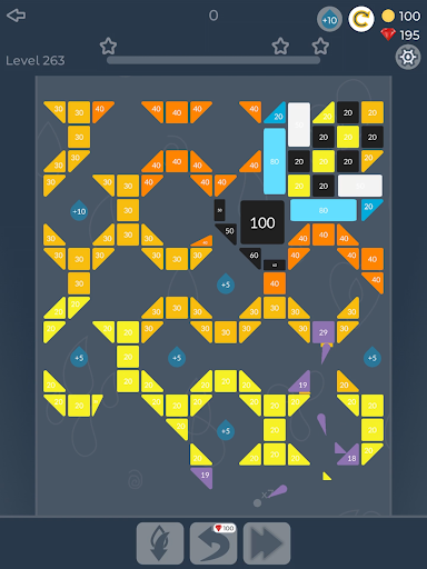 Brick Breaker - Bricks Ballz Shooter 1.0.49 screenshots 11
