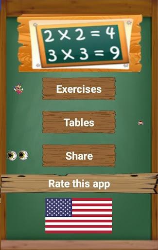 multiplication table  screenshots 7