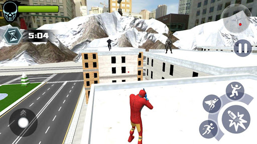 Super Iron Rope Hero - Vegas Fighting Crime 5.0.4 screenshots 7
