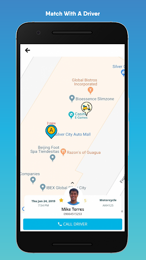 happy move: on-demand delivery from smile to smile screenshot 3