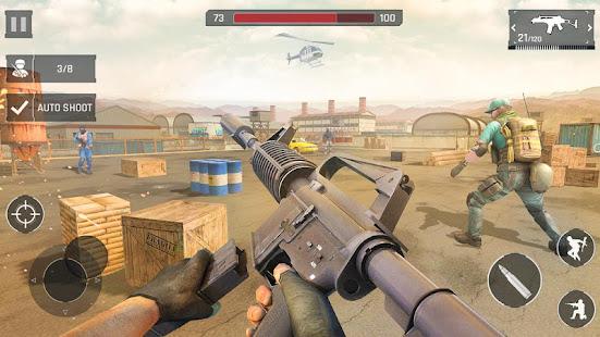 Anti Terrorism Shooter 2020 - Free Shooting Games