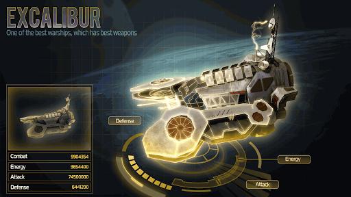Ark of War - The War of Universe 2.26.0 screenshots 12