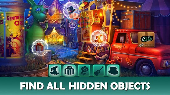 Boxie: Hidden Object Puzzle Screenshot