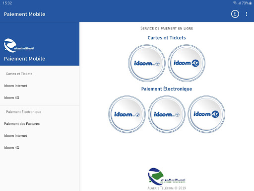 E-paiement espace client Apkfinish screenshots 5