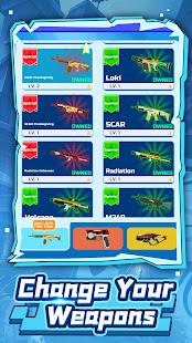 Idle Zombie Master: Gun Shooting Game Mod Apk