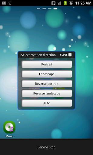 Screen Rotation Control  Screenshots 5