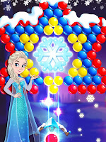 Ice Queen Bubble