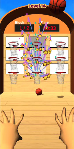 Hyper Basketball Shoot 1