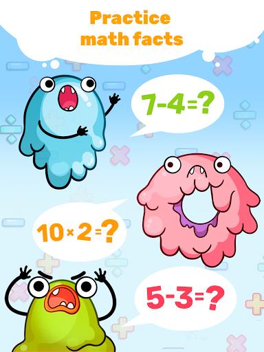 Fun Math: master math facts in cool game! 4.0.0 screenshots 9