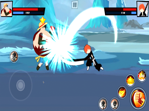 Super Stick Fight All-Star Hero: Chaos War Battle modavailable screenshots 23