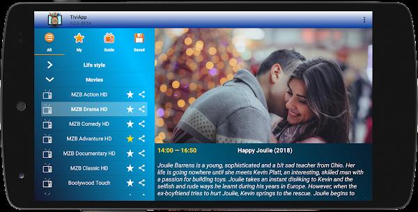 TiviApp Live IPTV Player Apk Download 2021 4