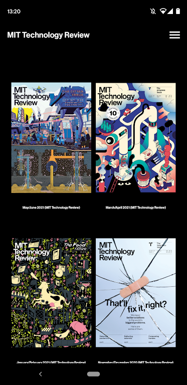 Tech Review  poster 0