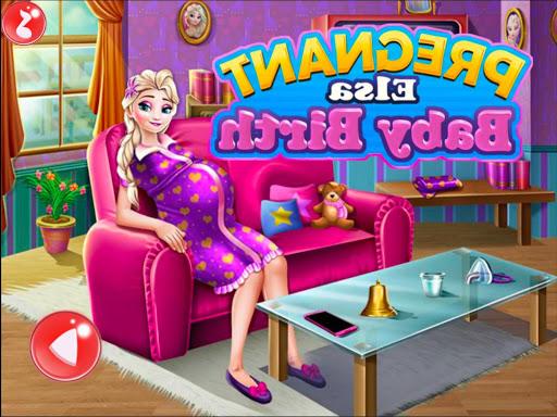 Code Triche Maman enceinte bébé naissance jeux nouveau-nés mam APK MOD (Astuce) screenshots 4